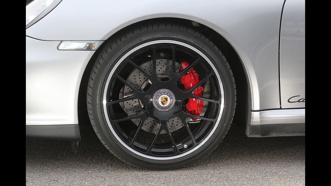 Porsche 911 Carrera GTS, Felge, Bremse