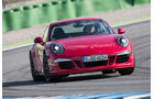 Porsche 911 Carrera GTS, Frontansicht