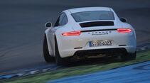 Porsche 911 Carrera GTS, Heckansicht