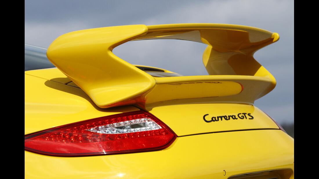 Porsche 911 Carrera GTS Heckspoiler