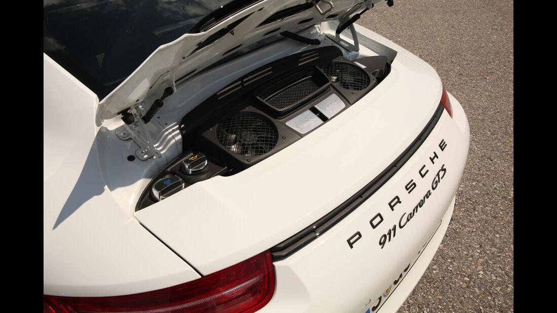 Porsche 911 Carrera GTS, Motor