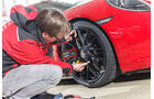 Porsche 911 Carrera GTS, Rad, Vermessung