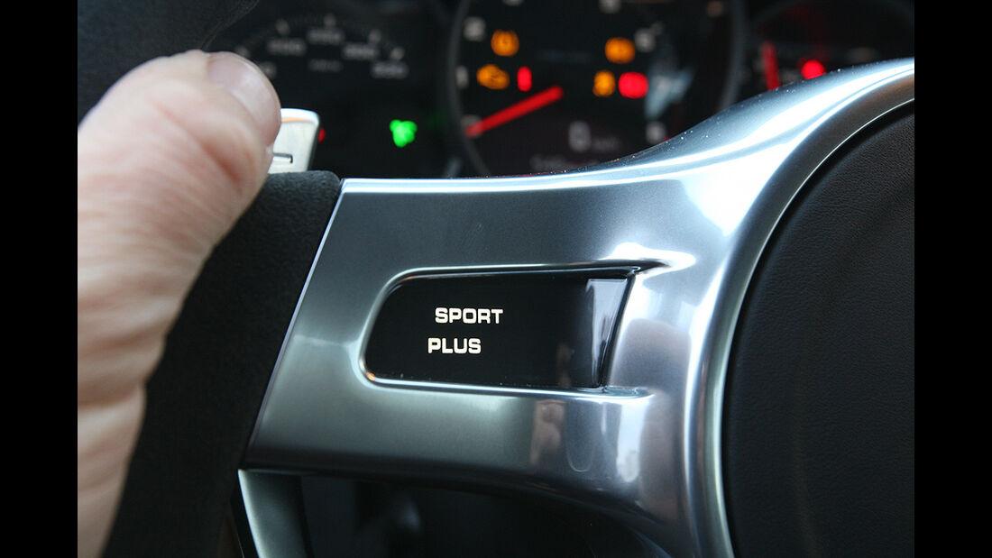 Porsche 911 Carrera GTS, Sport Plus, Lenkrad, PDK