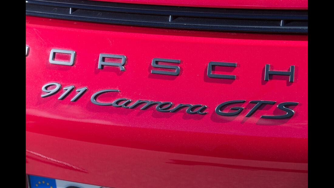 Porsche 911 Carrera GTS, Typenbezeichnung