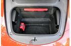 Porsche 911 Carrera, Kofferraum