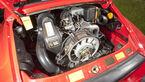 Porsche 911 Carrera, Motor
