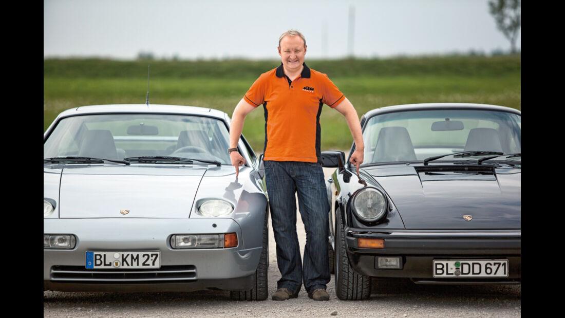 Porsche 911 Carrera, Porsche 928 S4