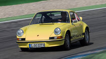 Porsche 911 Carrera RS 2.7, Frontansicht