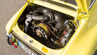 Porsche 911 Carrera RS 2.7, Motor