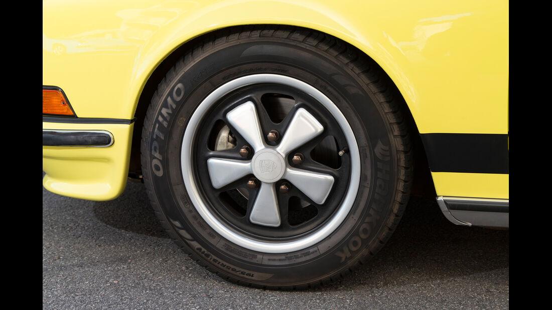 Porsche 911 Carrera RS 2.7, Rad, Felge