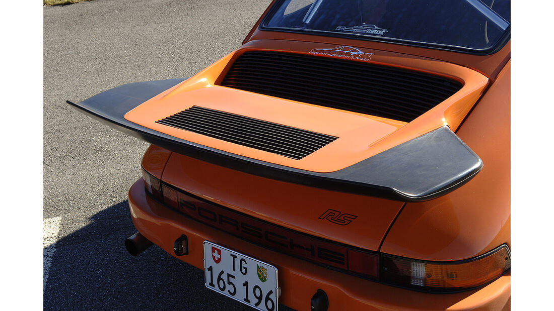 Porsche 911 Carrera RS 3.0