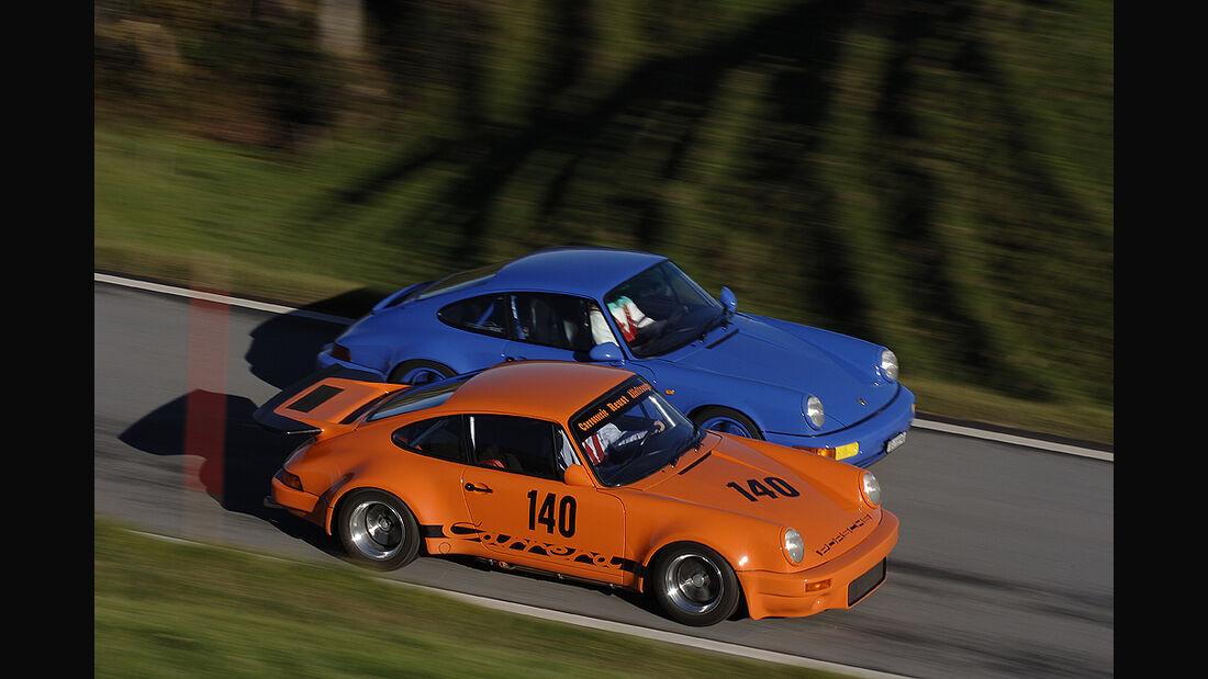 Porsche 911 Carrera RS 3.0 und Carrera RS