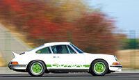 Porsche 911 Carrera RS, Seitenansicht