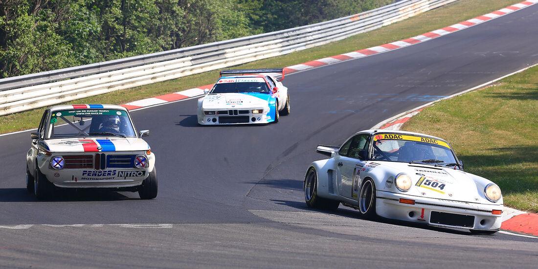 Porsche 911 Carrera RSR - 24h Classic - Nürburgring - Nordschleife