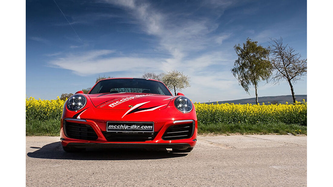 Porsche 911 Carrera S 3.0 by MCCHIP-DKR