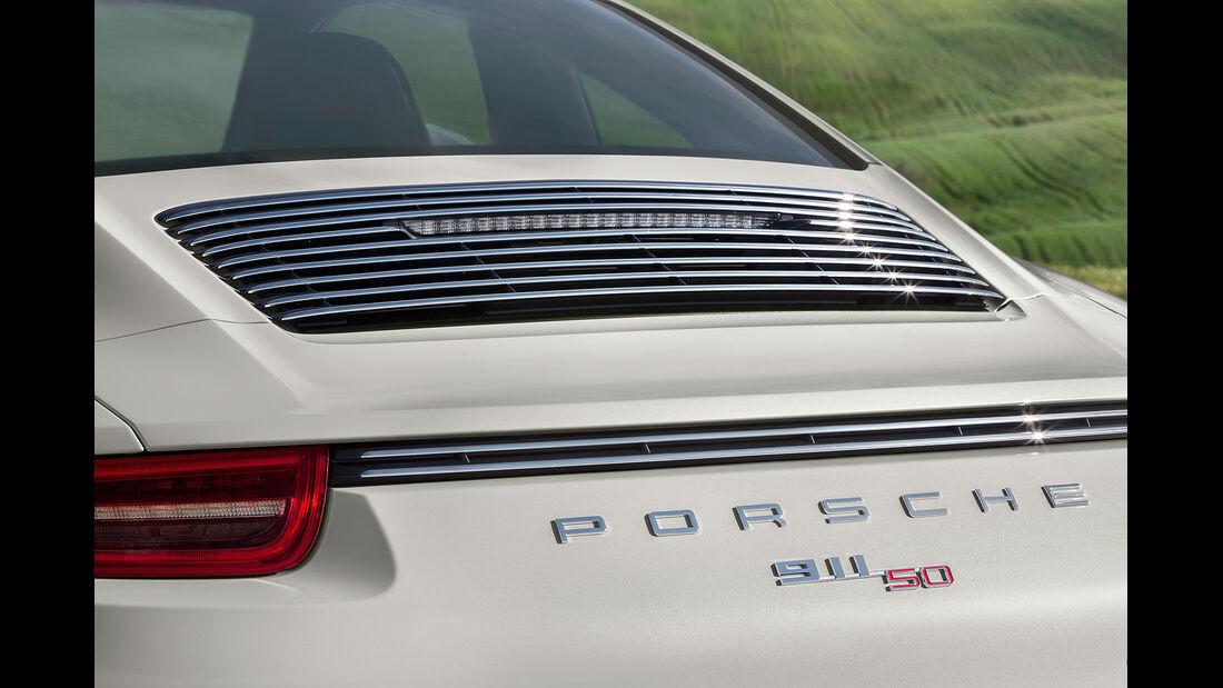 Porsche 911 Carrera S 50 Jahre Jubiläum