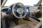 Porsche 911 Carrera S 991, Cockpit