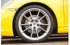 Porsche 911 Carrera S Cabriolet, Rad, Felge