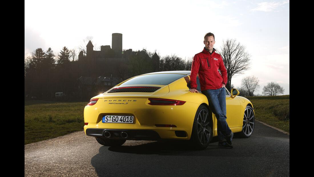 Porsche 911 Carrera S, Christian Gebhardt