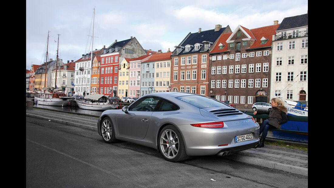 Porsche 911 Carrera S, Dänemark