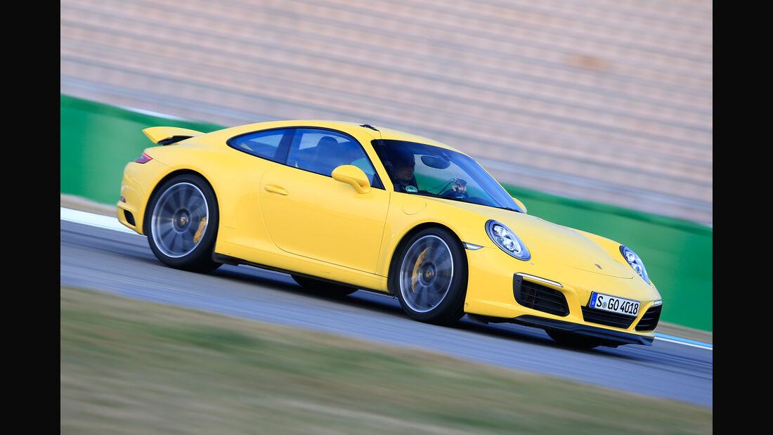 Porsche 911 Carrera S, Elektronische Stabilitätsprogramme