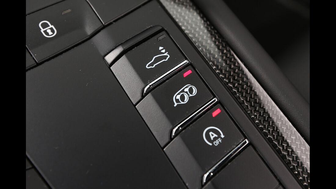 Porsche 911 Carrera S, Fahrmodus, Bedienelement