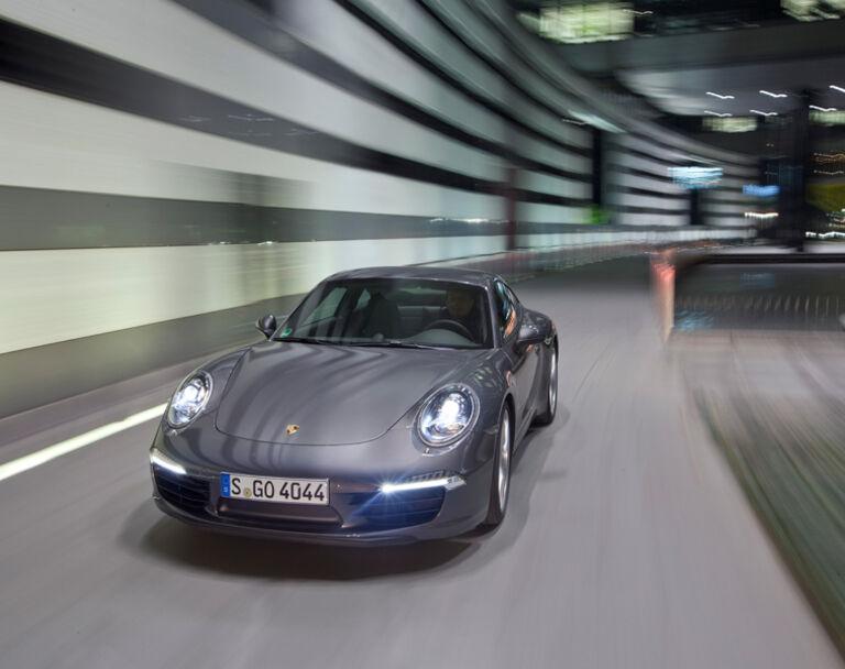 Porsche 911 Carrera S Im Test Auto Motor Und Sport
