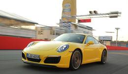 Porsche 911 Carrera S, Frontansicht