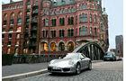 Porsche 911 Carrera S, Hamburg