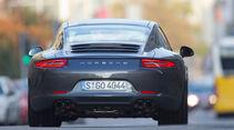Porsche 911 Carrera S, Heck