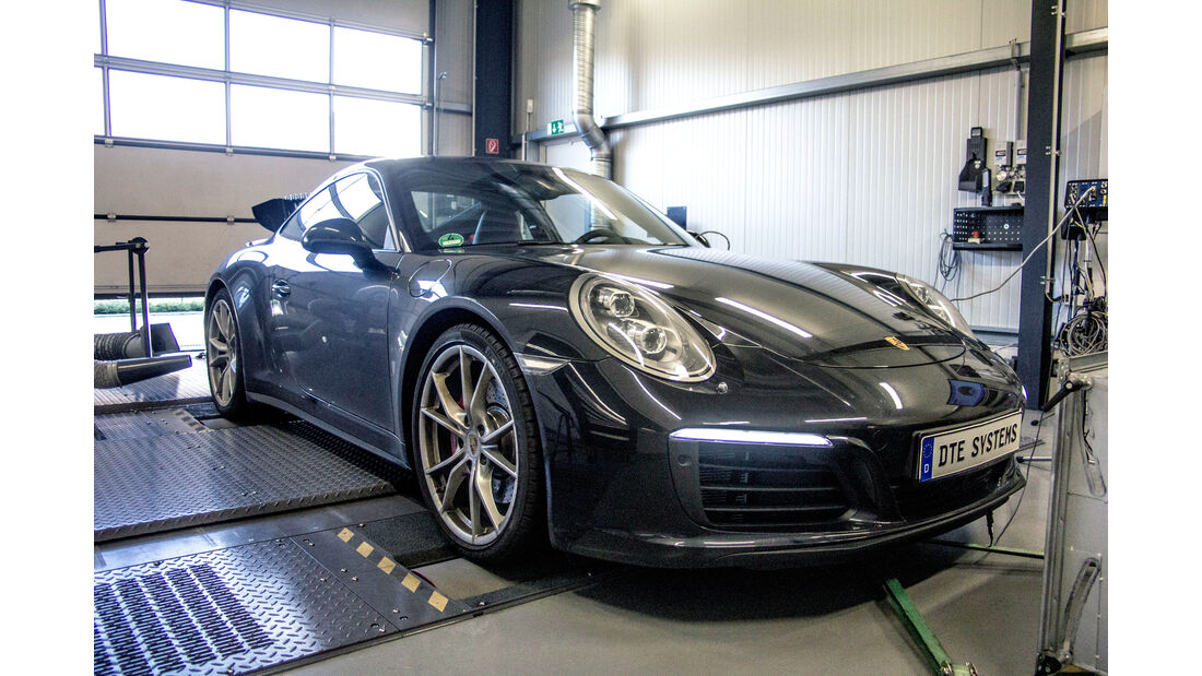 Porsche 911 Carrera S II by DTE Systems