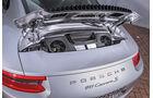 Porsche 911 Carrera S, International Test Drive, Impression