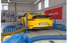 Porsche 911 Carrera S, Messstand