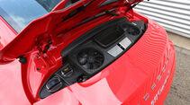 Porsche 911 Carrera S, Motor