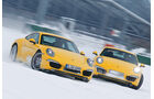 Porsche 911 Carrera S, Porsche 911 Carrera 4S, Frontansicht