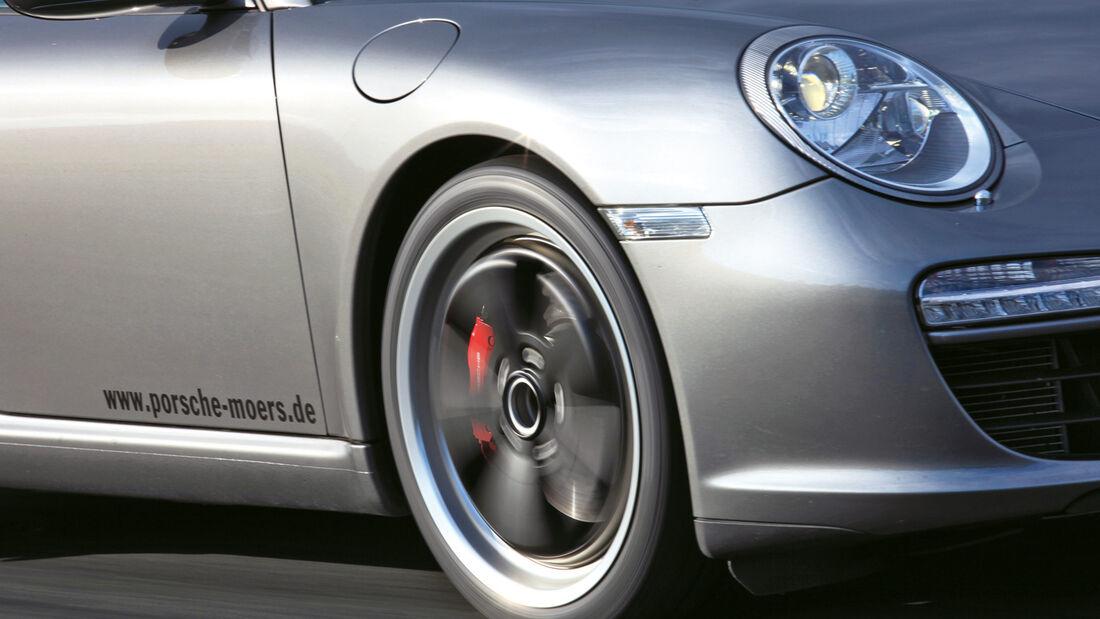 Porsche 911 Carrera S, Rad, Felge