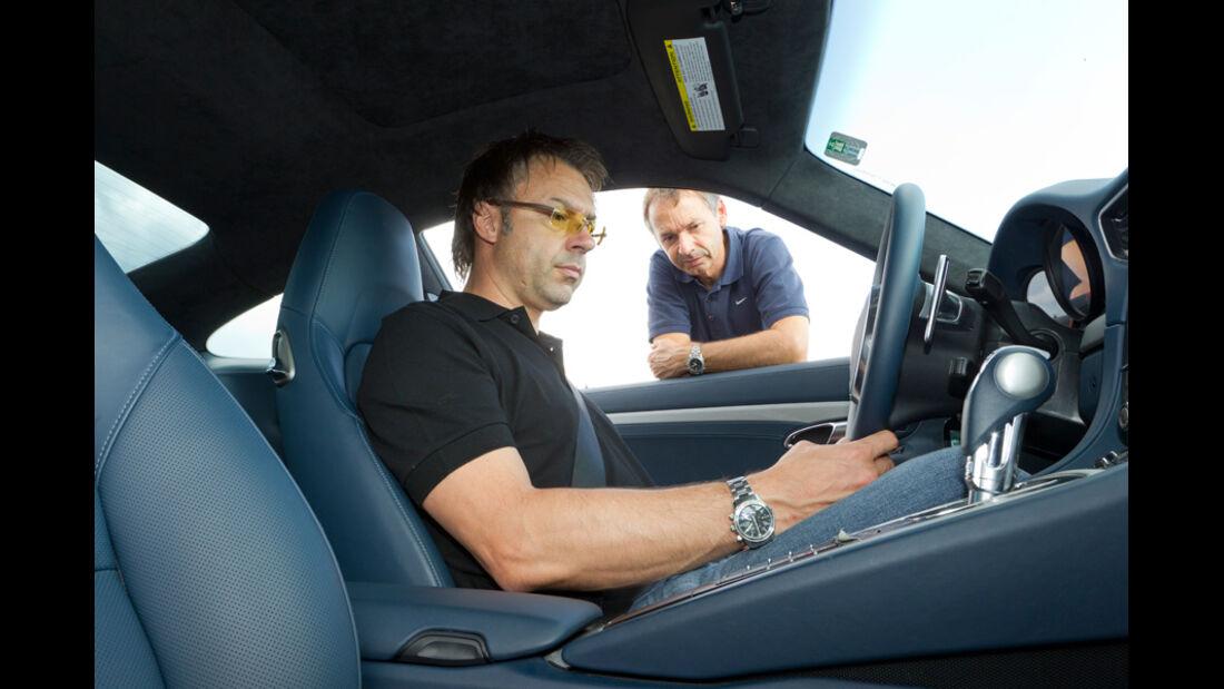 Porsche 911 Carrera S, Übler mit Achleitner
