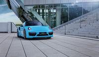 Porsche 911 Carrera S by Techart