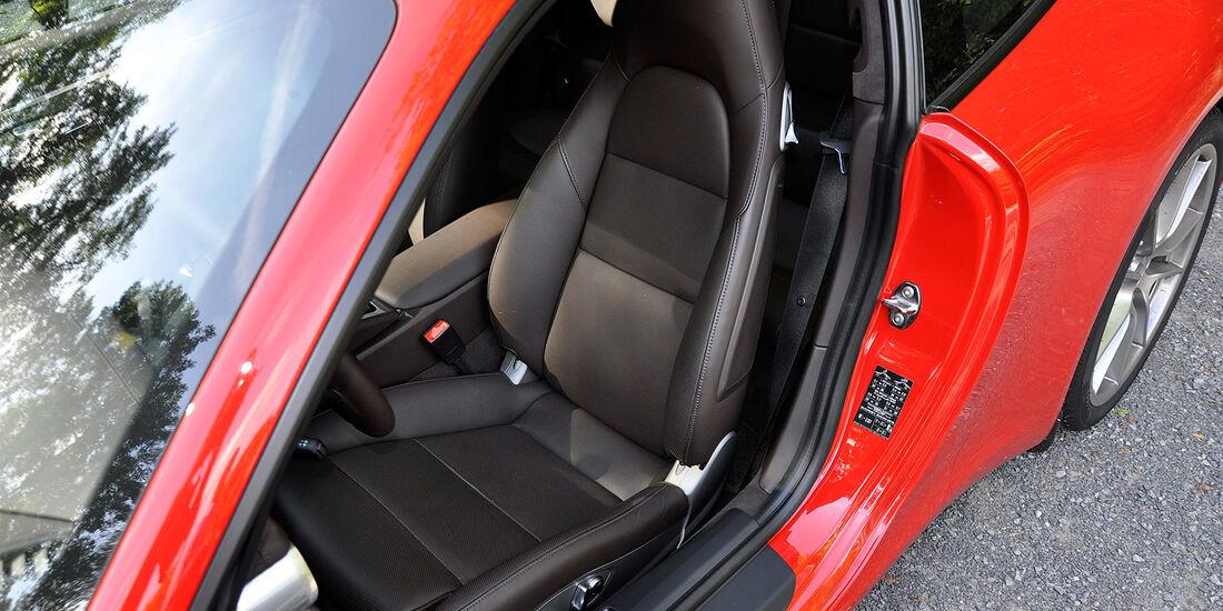 Porsche 911 Carrera, Sportsitz