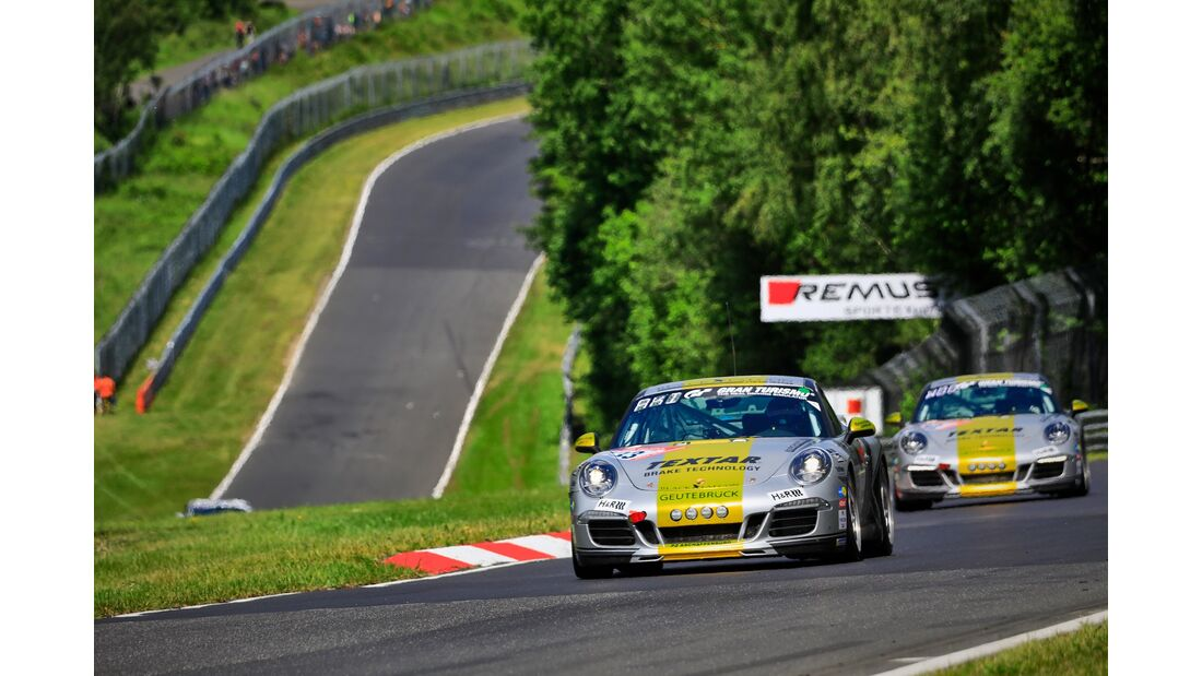 Porsche 911 Carrera - Startnummer #133 - 24h Rennen Nürburgring - 21. Juni 2019