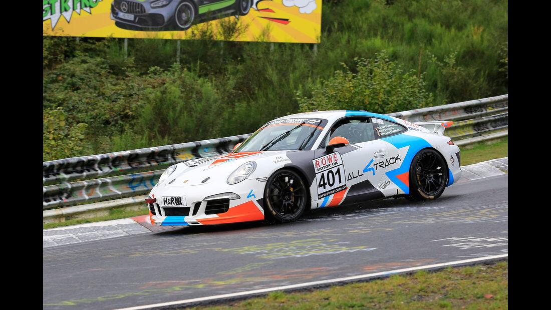 Porsche 911 Carrera - Startnummer #401 - V6 - VLN 2019 - Langstreckenmeisterschaft - Nürburgring - Nordschleife