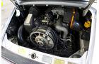 Porsche 911 Carrera Targa, Baujahr 1987 Motor
