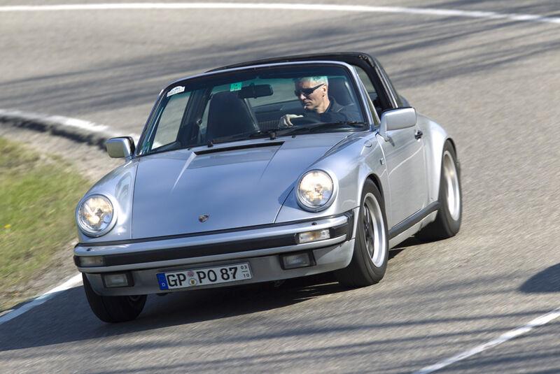 Porsche 911 Carrera Targa, Baujahr 1987