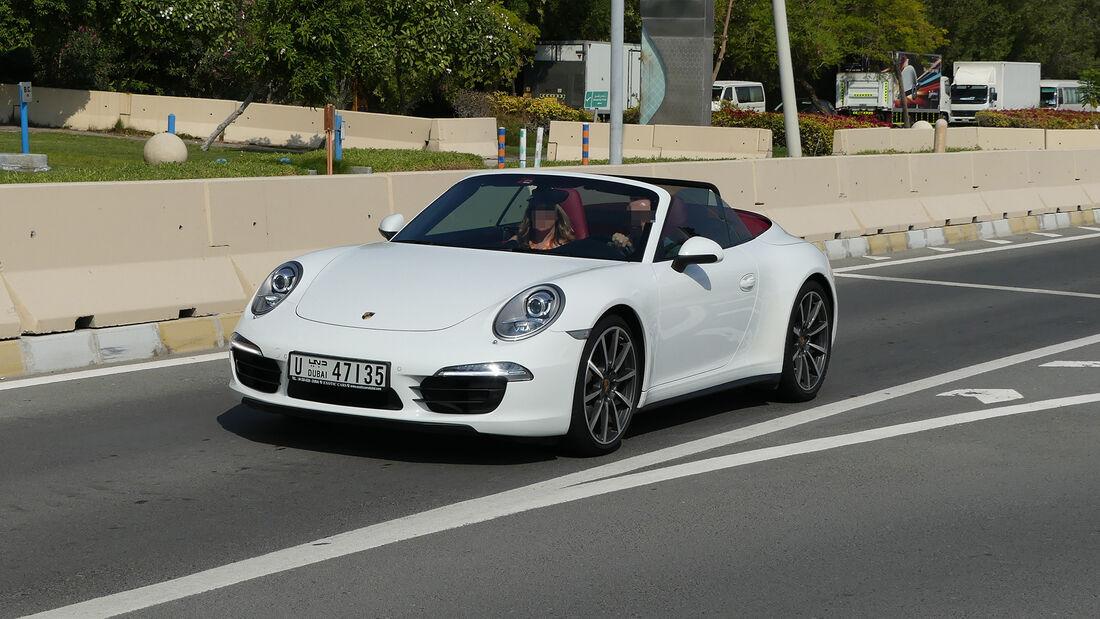 Porsche 911 - Carspotting - GP Abu Dhabi 2019