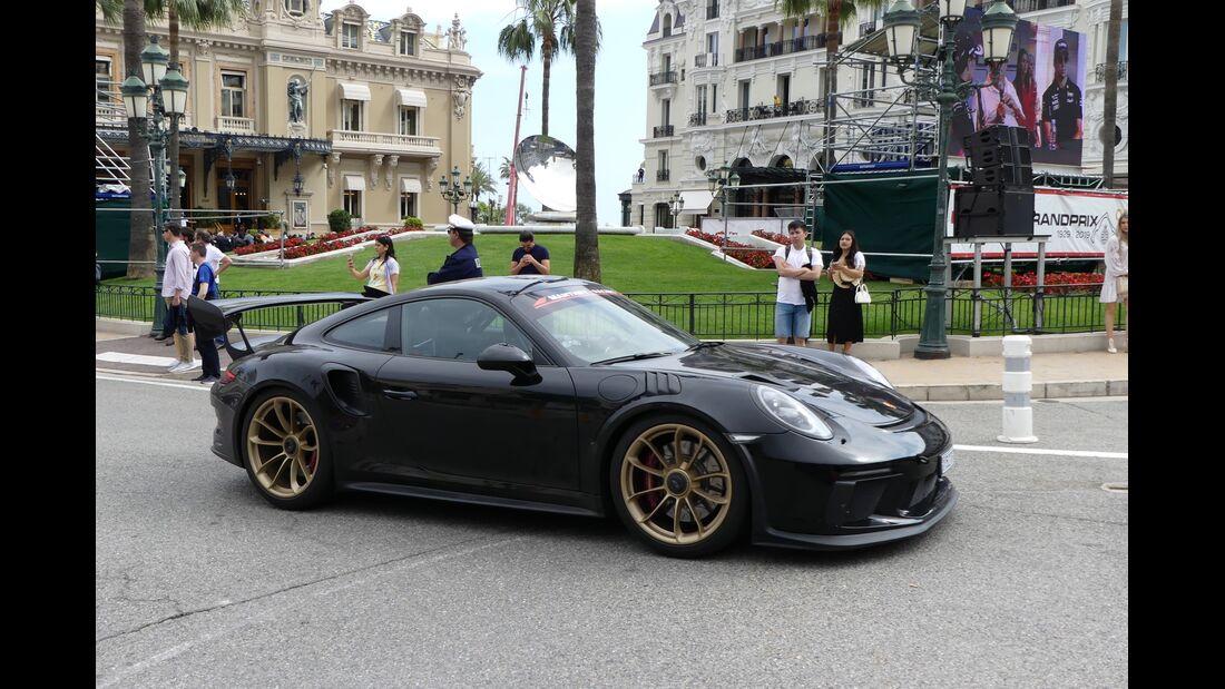 Porsche 911 - Carspotting - GP Monaco 2019