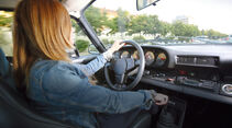 Porsche 911, Cockpit, Fahrersicht
