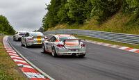 Porsche 911 Cup - VLN Nürburgring - 5. Lauf - 5. Juli 2014