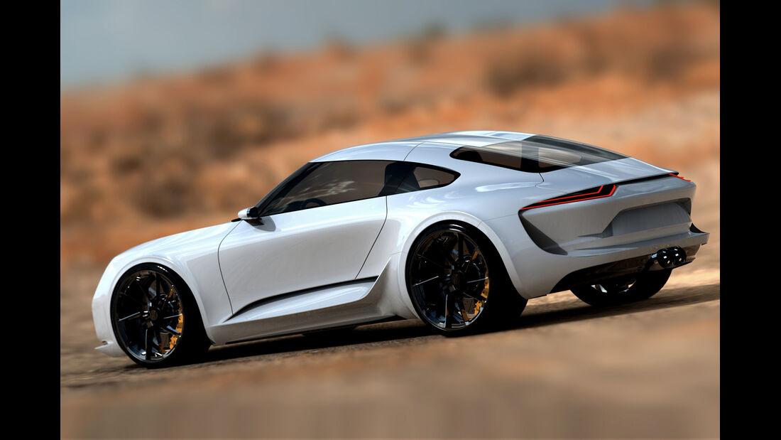 Porsche 911 Design-Konzept von Sasha Selipanov | AUTO ...