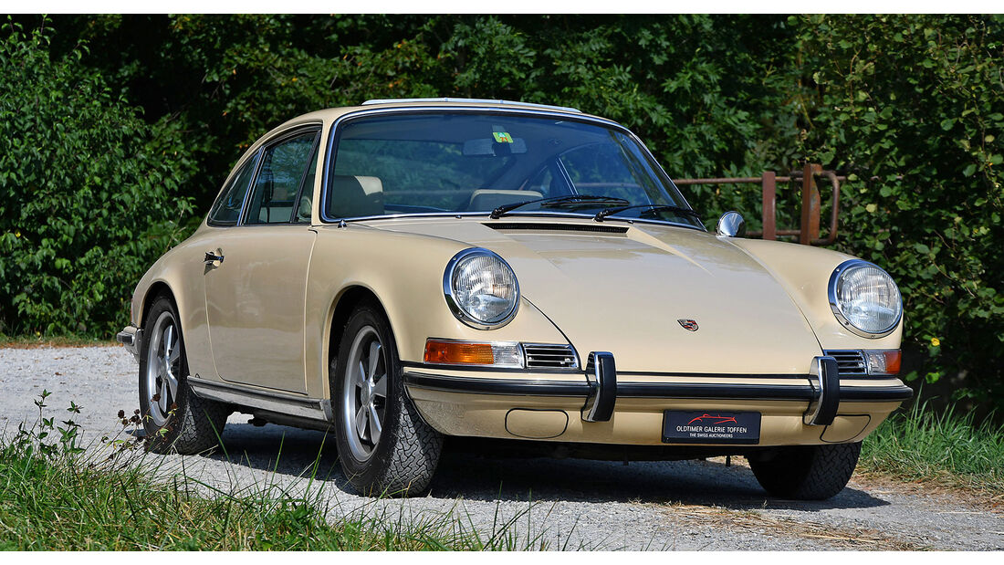 Porsche 911 E (1968)