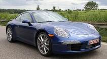 Porsche 911 Erlkönig